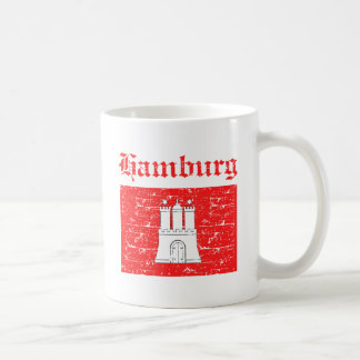 Hamburg-Stadtentwürfe Kaffeetasse