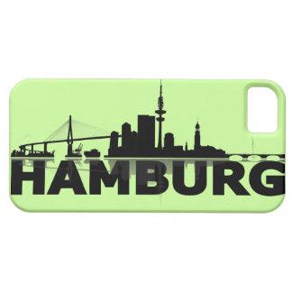 Hamburg town center of skyline iPhone 5 sleeve iPhone 5 Case