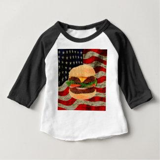 Hamburger Baby T-shirt