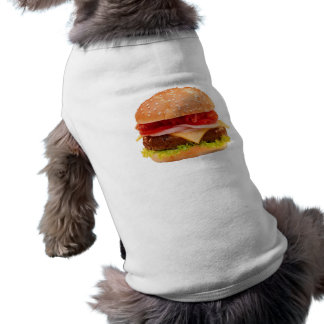 Hamburger burger top