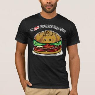 Hamburger der Liebe I T-Shirt