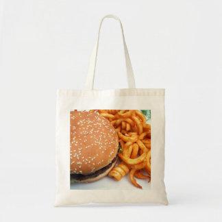 Hamburger Einkaufstasche