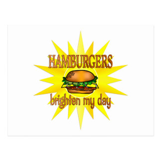 Hamburger erhellen postkarten