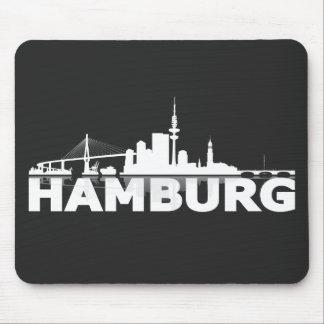 Hamburger Geschenkidee Mousepads
