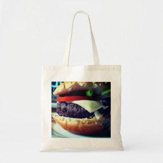 Hamburger-in-ein-Tasche Tragetasche