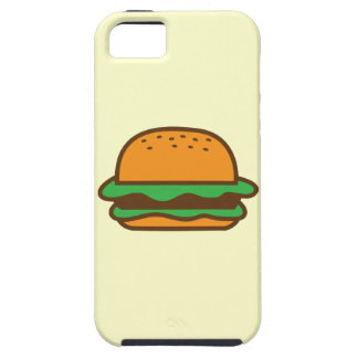 Hamburger iPhone 5 Etui
