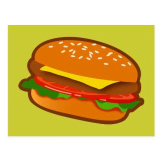 Hamburger Postkarte