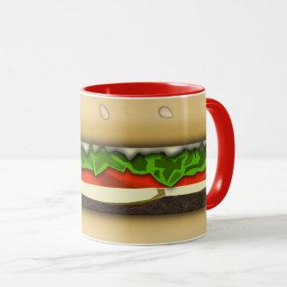 Hamburger Tasse