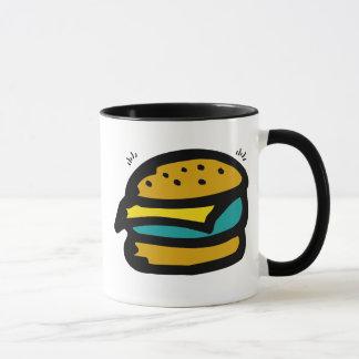 Hamburger-Tassen Tasse