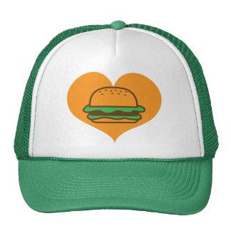 Hamburgerliebhaber Netz Caps