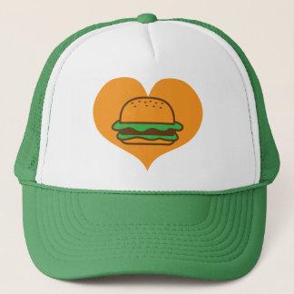Hamburgerliebhaber Truckerkappe