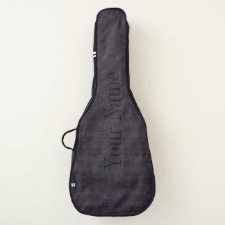 HAMbWG - Gitarren-Hüllen - dunkles Lila beunruhigt Gitarrentasche