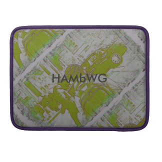 HAMbWG - Rickshaw Macbook Hülse - Wanderer Sleeve Für MacBooks