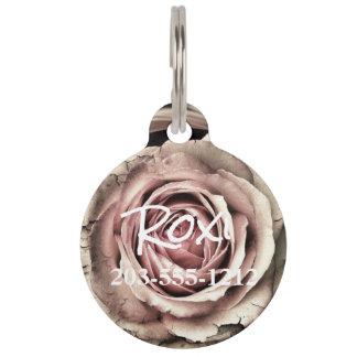 HAMbyWG - Haustier-Namen-Umbau - Vintage Rose Tiermarke