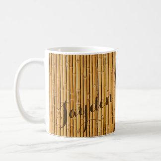 HAMbyWG - Kaffee-Tasse - Bambus Kaffeetasse