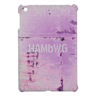 HAMbyWG - schwerer Fall - beunruhigte Flieder iPad Mini Hülle