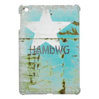 HAMbyWG - schwerer Fall - beunruhigter Stern iPad Mini Hülle