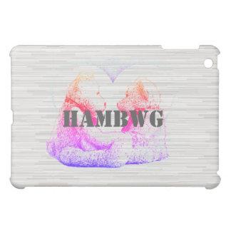 HAMbyWG - schwerer Fall - Herz der Teddybär-W iPad Mini Hülle