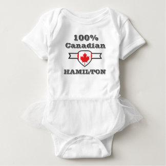 Hamilton 100% baby strampler