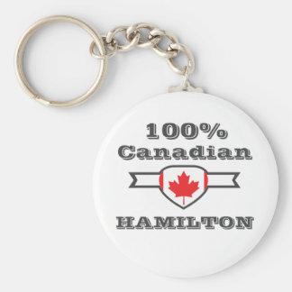 Hamilton 100% schlüsselanhänger