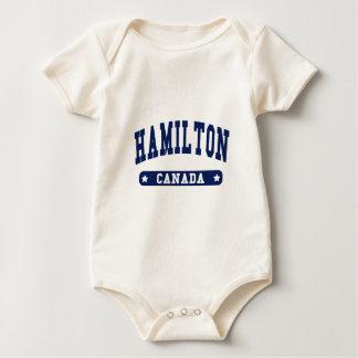 Hamilton Baby Strampler