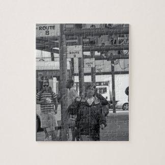Hamilton-Busbahnhof 02 Puzzle