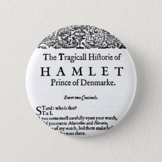 Hamlet Runder Button 5,7 Cm