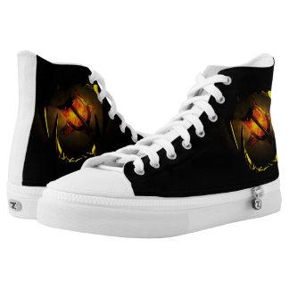 Hammer und Sichel Hoch-geschnittene Sneaker
