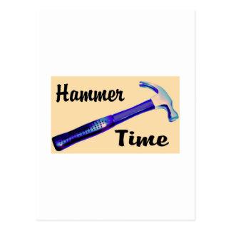 Hammer-Zeit Postkarte