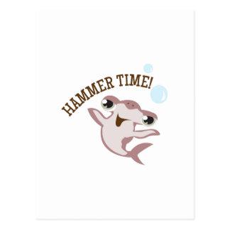 Hammer-Zeit! Postkarte