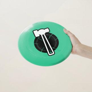 Hammerentscheidender Frisbee