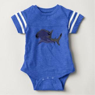 Hammerhai Baby Strampler