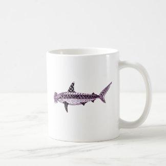 Hammerhai-Haifisch Kaffeetasse
