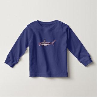 Hammerhai-Haifisch Kleinkind T-shirt