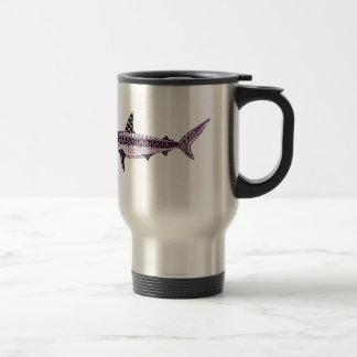 Hammerhai-Haifisch Reisebecher