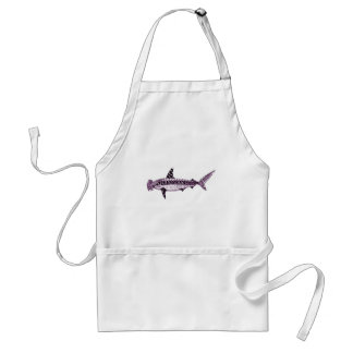 Hammerhai-Haifisch Schürze