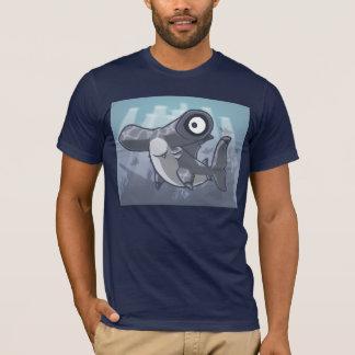 Hammerhai-Haifisch-Shirt T-Shirt