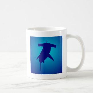 Hammerhai hammerhead shark kaffeetasse