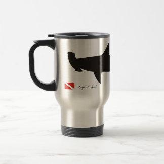 Hammerhead Shark - Travel Mug Edelstahl Thermotasse