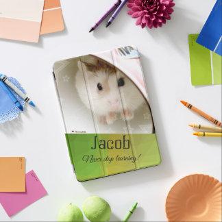 Hammyville - niedlicher Hamster-cooles iPad Air Cover