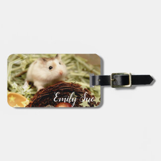 Hammyville - niedlicher Hamster Gepäckanhänger