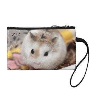 Hammyville - niedlicher Hamster Münzbörse