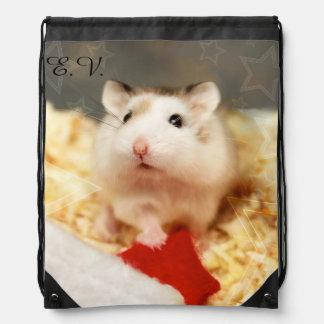 Hammyville - niedlicher Hamster Sportbeutel