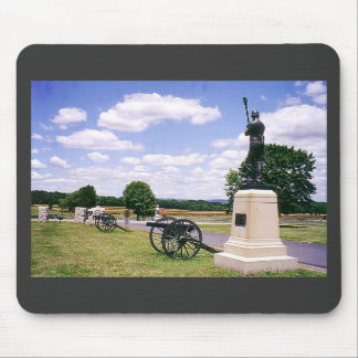 Hampton-Batterie - Gettysburg Mauspads