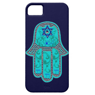 Hamsa iphone 5 kaum Fall Barely There iPhone 5 Hülle