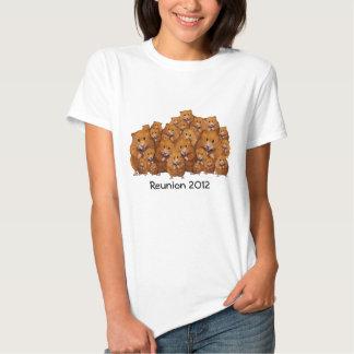 Hamster-Ansammlung: Wiedervereinigungen, T-shirt