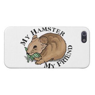 Hamster-Freund iPhone 5 Hülle