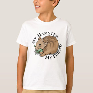 Hamster-Freund T-Shirt
