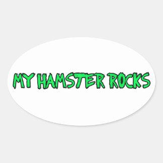 Hamster sind cool sticker
