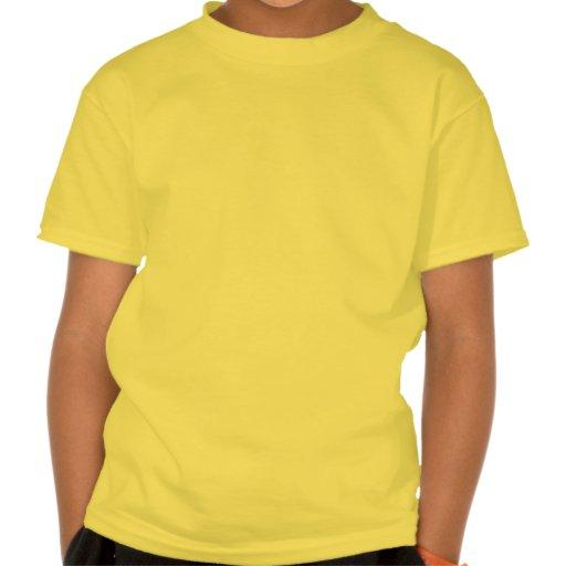 Hamster und Ninja Frucht Shirts